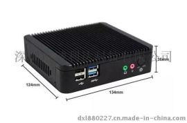 J1900迷你电脑主机四核处理器的工控电脑