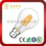 廠家直銷A60LED燈絲燈 LED360度鎢絲燈泡