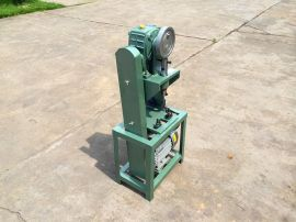 精诚机械供应:不锈钢冲孔机、镀锌管冲孔设备