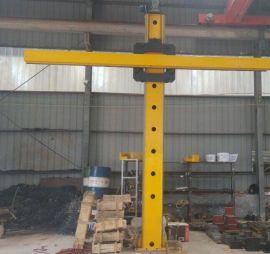 埋弧焊自動焊接操作機|焊接十字架