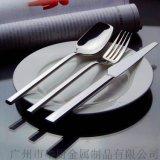 正品yayoda德國騎士精神 出口牛排刀叉套裝西餐食具刀叉勺三件套