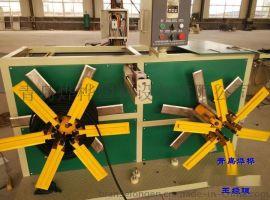 HDPE单壁波纹管高速生产线