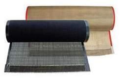 厂家直销特氟龙网带网格输送带高温输送带