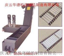机床自动排屑机/数控车床刮板式排屑机/超精机床刮板式排屑机