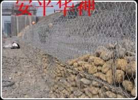 供应新疆河道综合治理铅丝笼,镀锌铅丝石笼网箱护岸