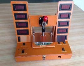多个电表功能测试治具 11个电压表功能测试治具 电源板功能测试治具
