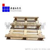 黄岛松木托盘 常年出售四面进叉实木出口托盘承重高价格低