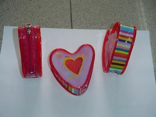 PVC胶袋,PVC包装袋, PVC化妆袋 礼品袋