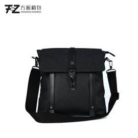 手提包單肩包公文包禮品廣告箱包定制可定制logo上海方振箱包定制