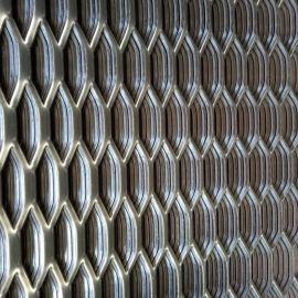 厂家定制建筑菱形孔安全金属钢板网 公路防护镀锌不锈钢钢板网片
