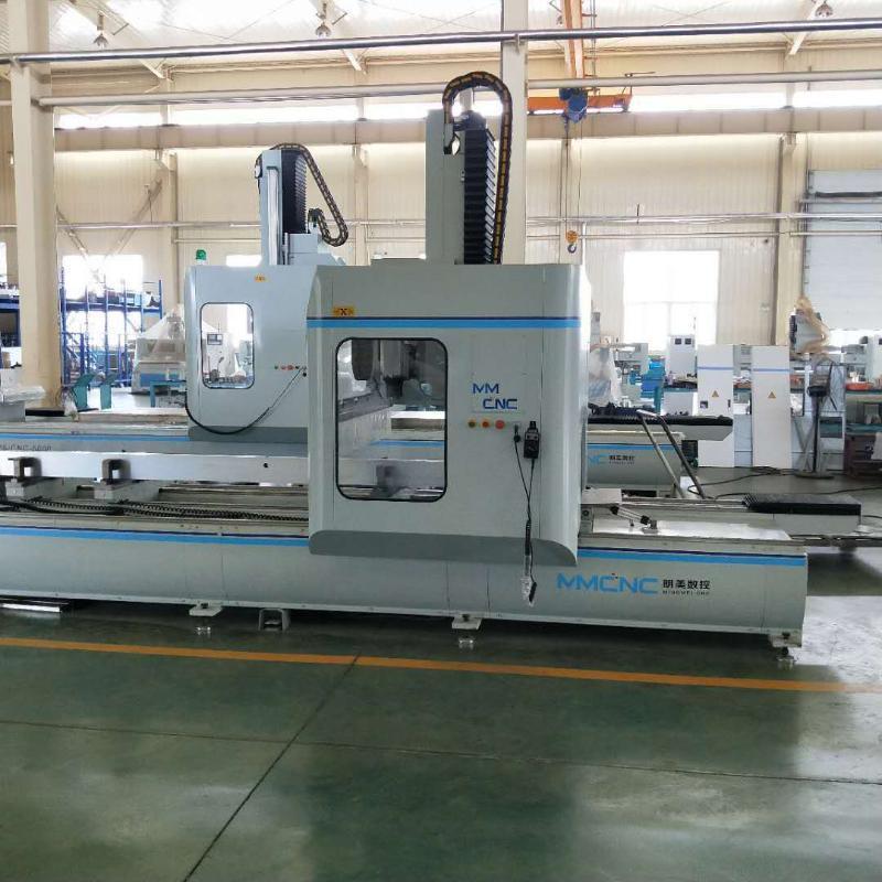 江西 铝型材数控加工中心 工业铝数控加工设备