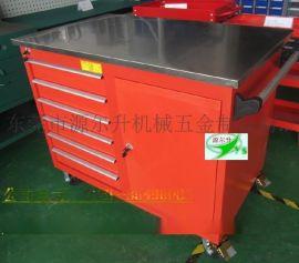 YES-多功能不锈钢桌面工具车 汽车工具车