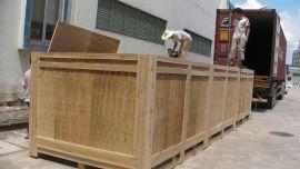 免熏蒸LVL层积材   全顺向杨木多层包装板