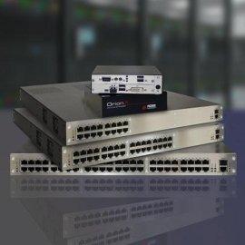 ROSE OXS-XC48C32F高清DVI光纤矩阵KVM