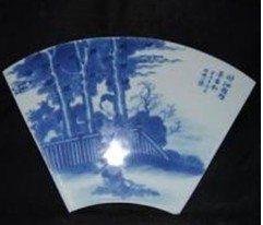 景德镇陶瓷厂家生产定做景德镇青花瓷,手绘青花瓷板