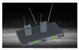 BIRDSONG力志BG6000T專業無線一拖二演出領夾手持話筒麥克風正品
