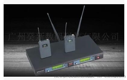 BIRDSONG力志BG6000T專業無線一拖二演出領夾手持話筒麥克風