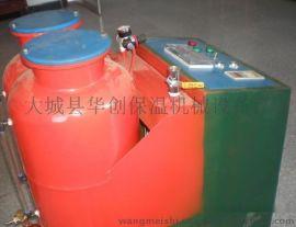 供应聚氨酯发泡机 浇筑发泡质量可靠