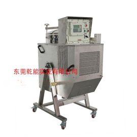 博事达牌10L至500L溶剂回收机,人机界面程序控制六重自动关停机功能