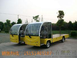 苏州园区工厂物流公司专用2吨电动平板货车搬運車