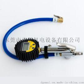 9604S胎压枪,锌合金打气测压表,轮胎压力表