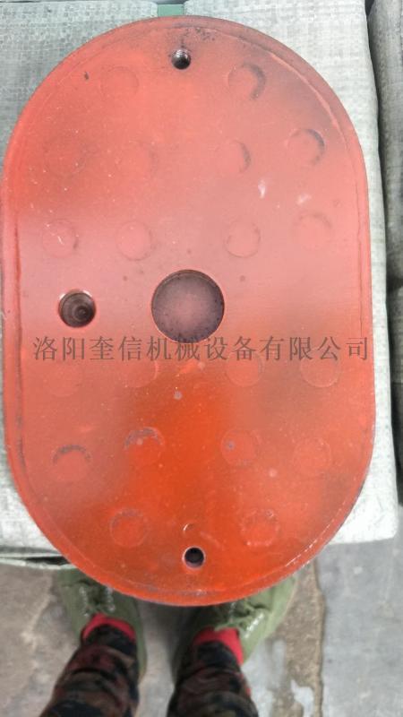 卷扬机制动闸瓦 270x180x28 带锁孔