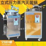 高压灭菌器立式蒸汽高温灭菌锅消毒锅手术器械