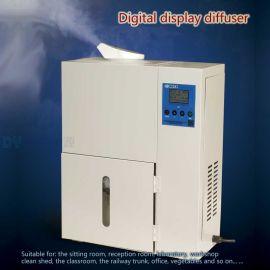 鹏灏东源DYJ-118壁挂式喷雾型超声波香熏加湿器喷雾机