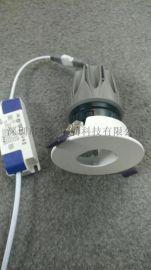 LED射灯大功率COB洗墙灯酒店天花灯筒灯背景墙灯