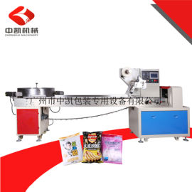膨化食品包装机、薯条包装机、薯片包装机