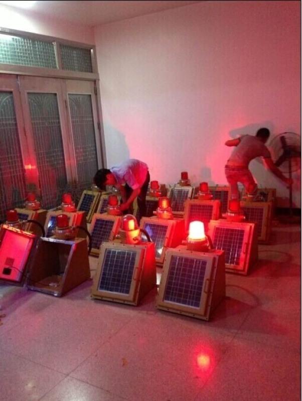上海渝荣专业太阳能LED防爆航空障碍灯价格