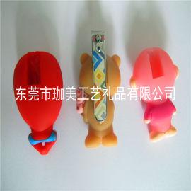 供应塑胶指甲剪套 卡通指甲套 立体指甲剪套 品质好