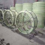 海润可定制实心玻璃钢纤维杆 帐篷旗杆农用拱棚杆