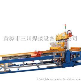 网鸡笼网片排焊机地热网防护网电焊网机