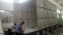 水箱 玻璃钢矩形给水箱标准尺寸