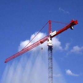 高空喷淋降尘设备- 塔吊喷淋降尘加湿设备_高空水雾除尘降温系统