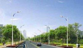 四川LED路灯 新炎光LED路灯3-8米市电路灯城市道路农村道路单臂路灯