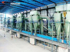 桂林鸿程供应非金属矿石灰HC1700纵摆磨粉机雷蒙磨