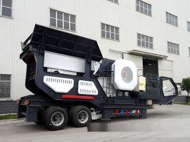 现在建筑垃圾移动破碎站投资效益好吗