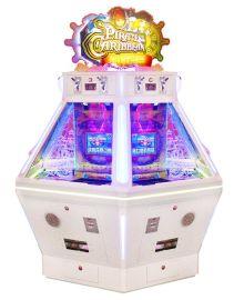 厂家直销游戏机加勒比海盗推币机 儿童游戏机游艺机投币游戏机