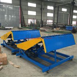 佛山集装箱装卸平台、固定液压登车桥厂家