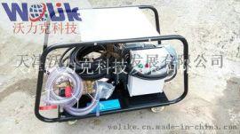 新疆大压力500公斤电动高压清洗机_工业清洗机
