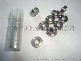 AISI440C材质 S634ZZ 食品机械专用