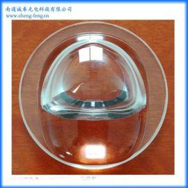 大功率LED光学透镜路灯玻璃透镜厂家定制