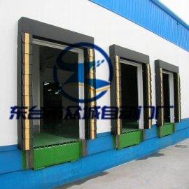 月台机械式门罩 机械式门封厂家 海绵式门封