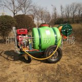 志成供应汽油高压喷药车移动式小型洒水车