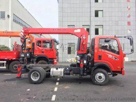 农用车5吨随车吊 湖南昊天5吨起重机 三改四化新农村可选择