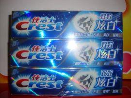 优质佳洁士牙膏厂家货源,全国批发货到付款 一手货源