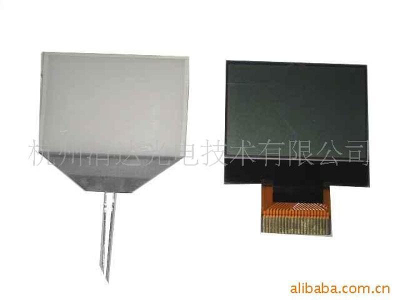 供应低电压3V/3.3V驱动的12864液晶模块