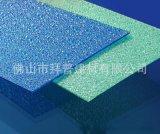 深圳PC顆粒板廠家直銷 大小鑽石顆粒紋